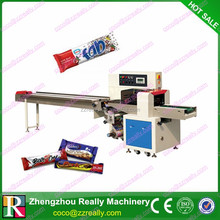Horizontal cotton candy packing machines (candies wrapping equipment)
