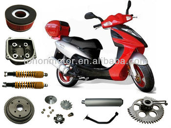 China Motorcycle Spare Parts Styler 125 Series, High Performance Parts