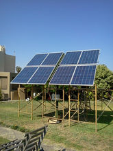 5kw solar and wind hybrid controller backup power portable solar light home solar energy systems