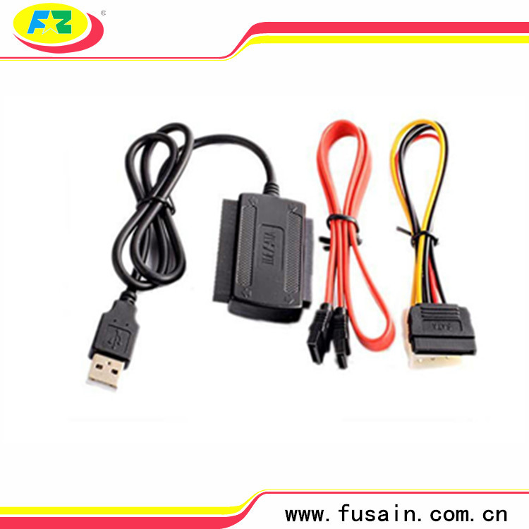 USB 2.0 to 2.5/3.5 IDE&SATA Cable Driver