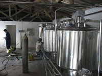 Soya Bean Milk Plant/Production Line