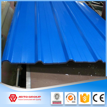 Promotional Cheap Price Imitation Plastic Spanish Roof Tile