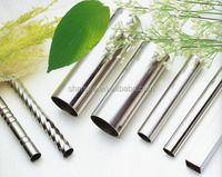 Best Price ! High Luster High Rigidity 201 304 316 Stainless Steel Pipe