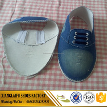 China factory supply injection shoes upper semi-finished shoes upper