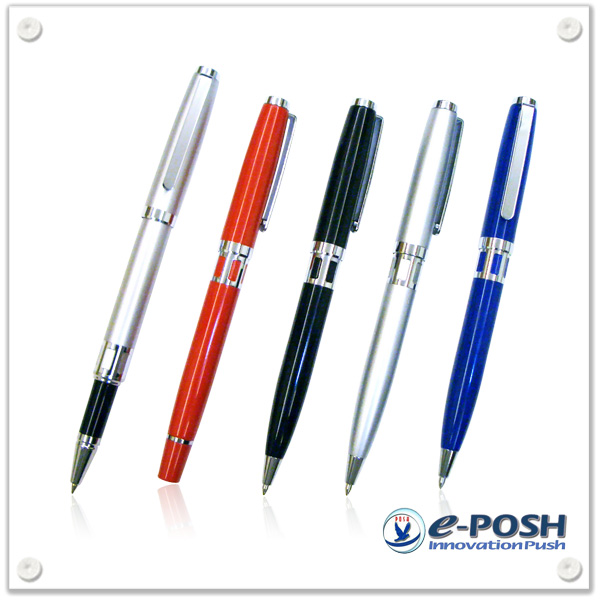 Office gift metal pen set