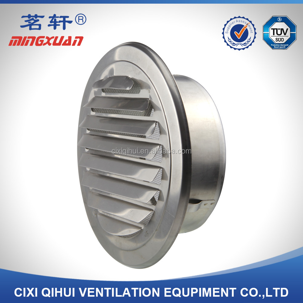 ELB round air Vent /air diffusion with stainless steel 304