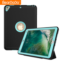 Best Selling Auto Sleeping Wake up Function Smart PU leather case for ipad pro 10.5 inch