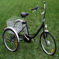 Hot sale Road bike Electric Tricycle / 3 wheels Electric Bike /E Trike