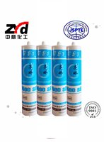 LJ791 Neutral Silicone Sealant for Big Glass