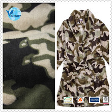 Custom Printed Polar Fleece Fabric Super Soft Fox Racing And Panda Fleece Fabric