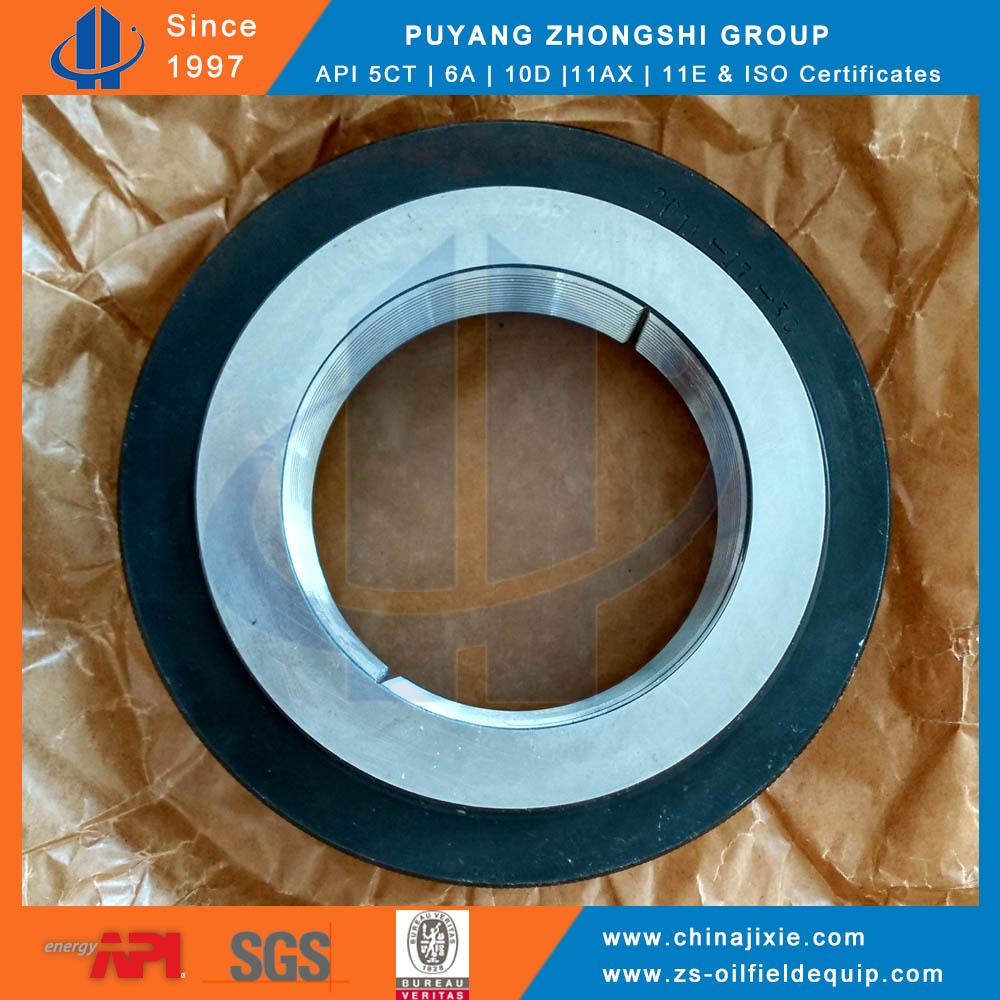 API Tubing Thread Gage Plug and Ring for Thread Test and Measurement
