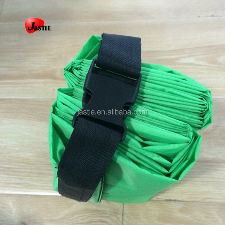 Popular Inflatable air sleeping bags for Beach camping with Nylon Polyester lazy sofa accept logo customize