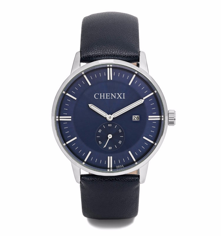 CX 060 A 6 <strong>Hot</strong>! New Arrival Special Popular Fashion Quartz Leather Band Wrist Watch Man