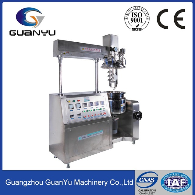Best Seller Face Cream Hydraulic Lift Anchor Blending Whitening Emulsion Machine