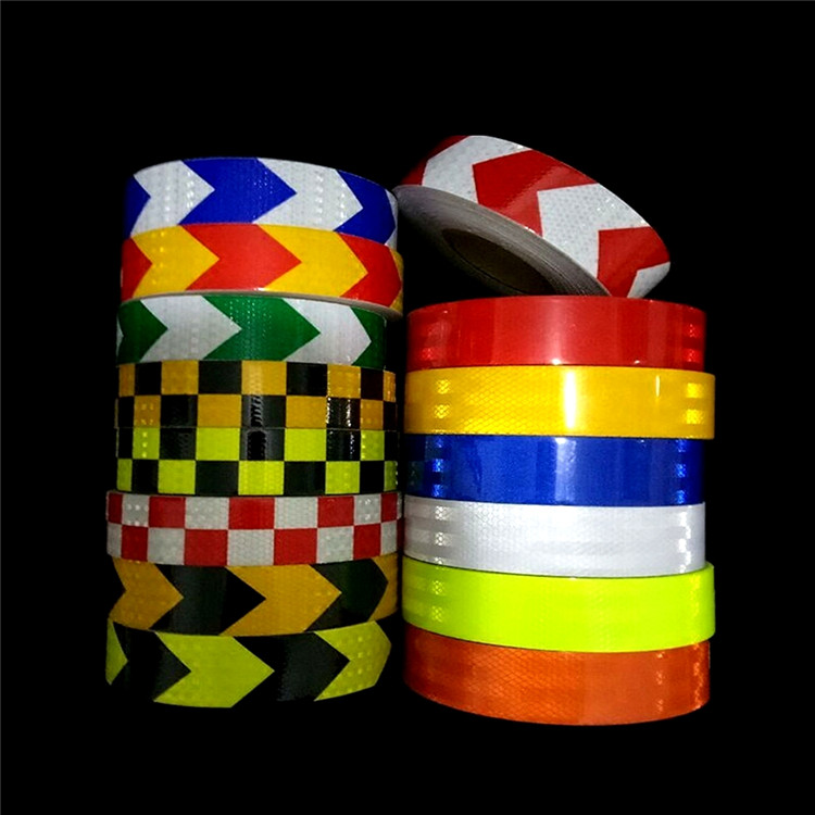 Low Price Microprism Yellow Reflective Tape Photos