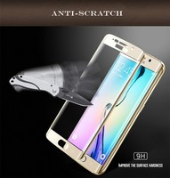 2016 NEW Maximum Protecting Smooth Touch HD Durable Screen Protector for Samsung Galaxy S7 Edge