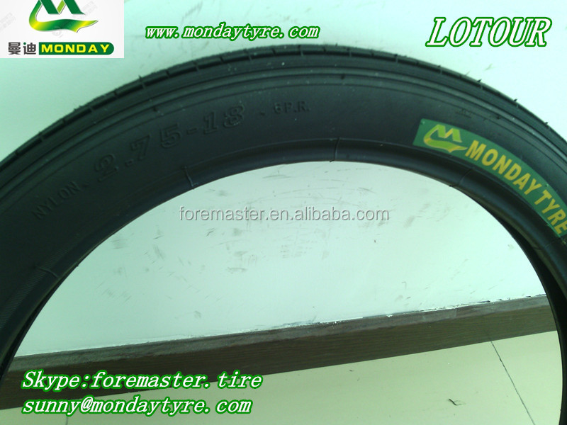 LOTOUR brand motorcycle tire 2.75-21 2.75-19