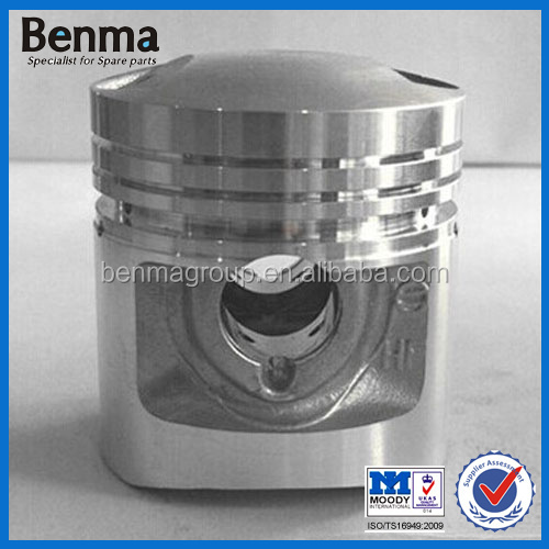 Chinese factory wholesale best quality motorcycle piston kit/kit piston 43mm