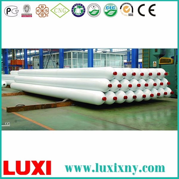 559x11580 ( OD x Length ) station gas cylinder hydrogen skids containers jumbo cylinder