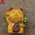 Lucky Cat Fridge Magnet, Japan Fridge Magnet, Fridge Magnet Souvenir