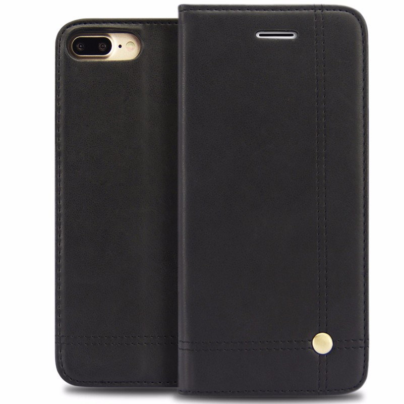 Fashionable Custom Universal Genuine Leather Phone Case, For iPhone 7 Leather Case