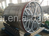 Cylinder mould for paper making machinery
