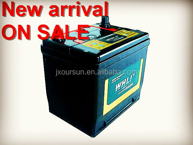 New Hot Sale 12V 75AH DIN70 Maintenance Free Lead-acid car battery automative <strong>parts</strong>