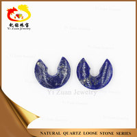 13.5mm Natural rough large Lapis lazuli stone with factory price