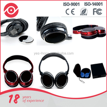 Yes Hope Head wearing bluetooth 4.0 stereo over-ear headphone Mic hands-free calling with HD sound for smartphone tablet