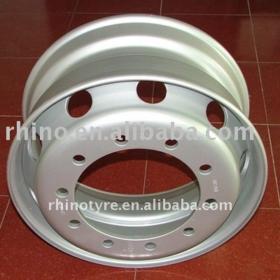 all steel wheel rim for truck tyre for SNK