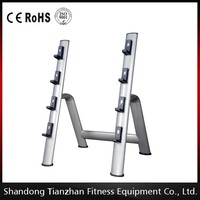 Flex fitness gym equipment/Barbell Rack/TZ-6029/body fit equipment