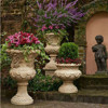 Cheap United Emirates hot selling garden flower urn for ourdoor decor
