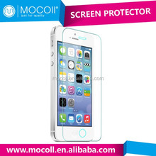 Factory direct sales all kinds of 3H-4H 2.5d cove screen protector For iPhone 5se