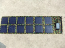 36W 18V&5V foldable/folding solar panel for tablet pc/mobile phone/laptop manufacturer