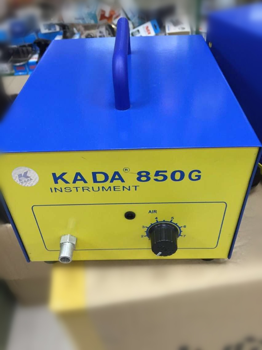 100% Original KADA 850G 220V/110V natural air flow gun, electric blower