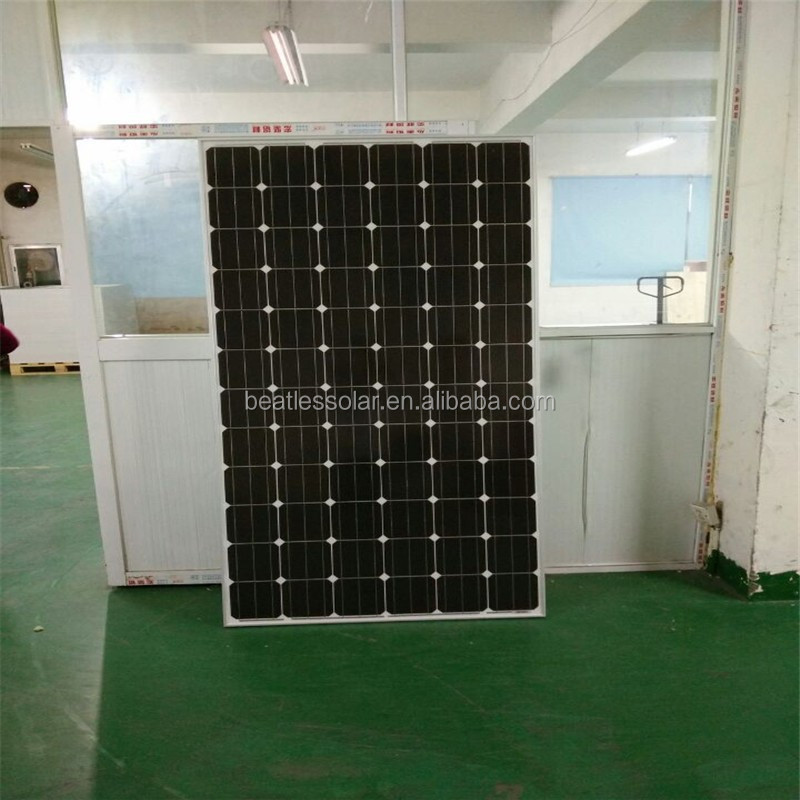 Long Lifespan China Flexible 350W Solar Panel Manufacturer