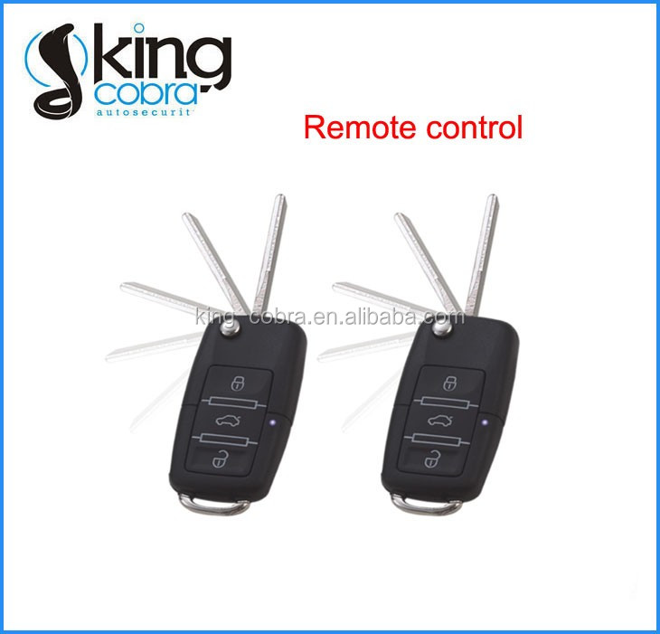 Universal Smart Car Keyless Entry System