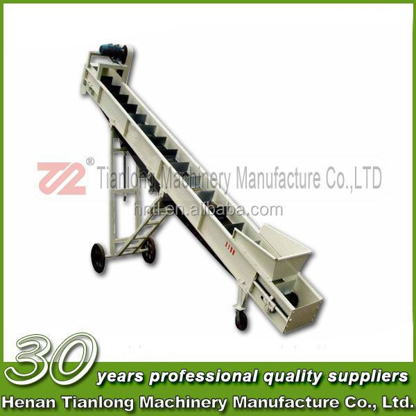 China Automatic clinker belt conveyor for Production Line
