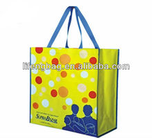 2013 New Full Color Printed PP Non Woven Bags