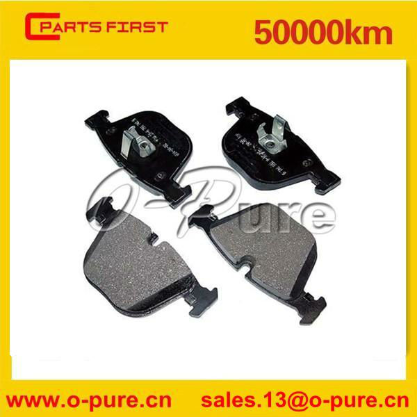 car parts rear axle brake pad for BMW 5 Touring (E61)