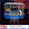 Many colors galvanized welded dog cage,indoor pet cage,sloping dog cages .