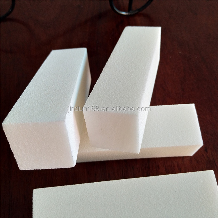 OEM sponge nail buffer 2 in 1 nail polishing block supplies
