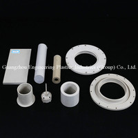 manufacture custom engineering plastic diy plastic injection moulding polymer PEEK small parts