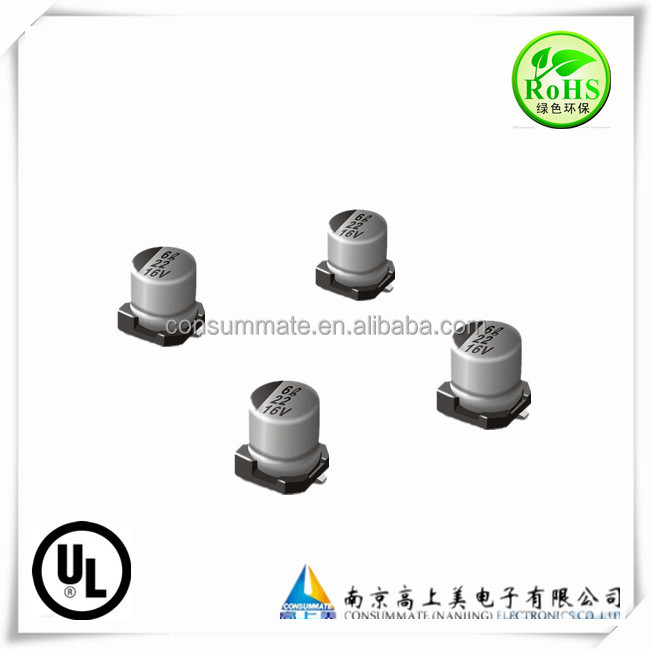25V 33uF EL Series Capacitor For Generator