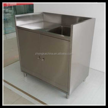 global project brush no fingureprint stainless steel kitchen furniture designs 304 stainless steel kitchen cabinets