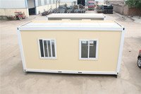 Newly Luxury Dubai hot sale/single layer/multilayer mobile container house