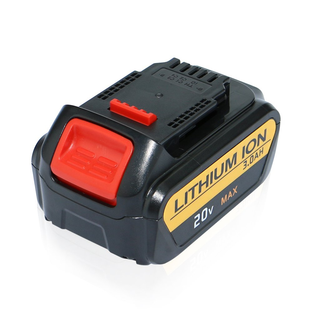20V 3Ah Li-Ion Replacement Dewalt power tool battery with Samsung cells