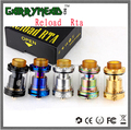 Wholesale Price Reload RTA with Chubby Glass Tube,reload rda clone,MANTA RTA,reload rda with bubble glass,DPRO Rda Rapture Rda