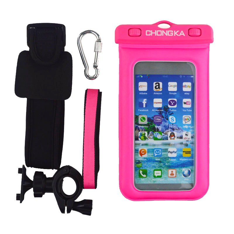 Waterproof Case For iphone 5 With Floating