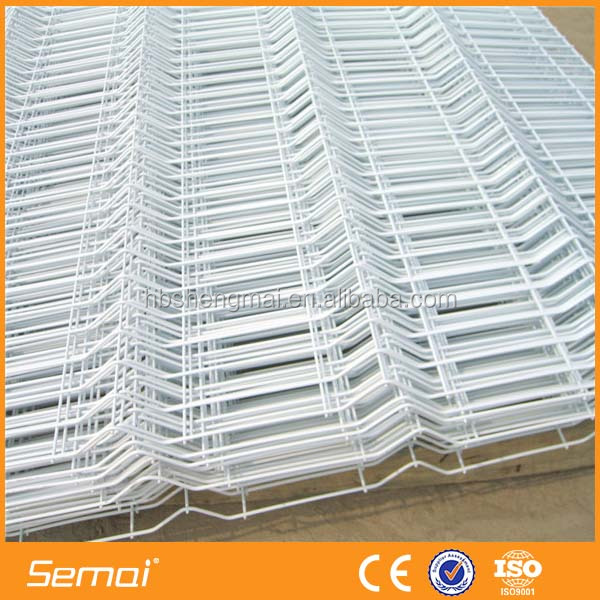 Hot Sale Welded Wire Mesh Fence / School Playground Fence / Metal Fence Panel